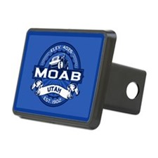 Moab Cobalt Hitch Cover