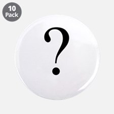 "Questionable 3.5"" Button (10 pack)"