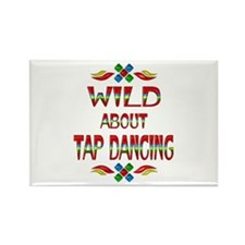 Wild About Tap Rectangle Magnet (100 pack)