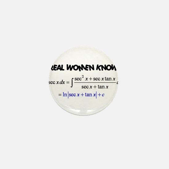 Real Women-2 Mini Button (10 pack)