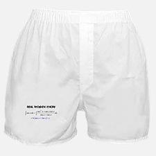 Real Women-2 Boxer Shorts