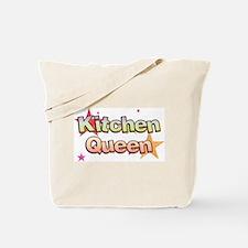 Kitchen Queen Tote Bag