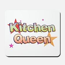 Kitchen Queen Mousepad