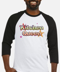 Kitchen Queen Baseball Jersey