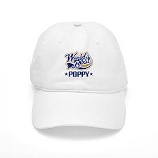 Poppy (Worlds Best) Baseball Cap