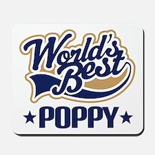 Poppy (Worlds Best) Mousepad