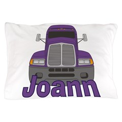 Trucker Joann Pillow Case