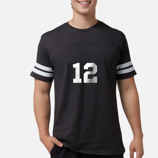 Personalize Number Mens Football Shirt