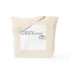 GREYsessed Tote Bag