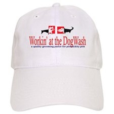 For the smart...dog Baseball Cap