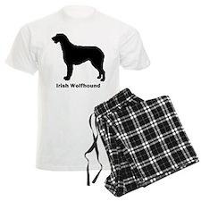 Irish Wolfhound Pajamas