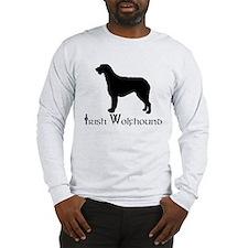 Irish Wolfhound Long Sleeve T-Shirt