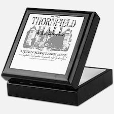 Visit Thornfield Hall Keepsake Box