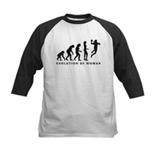 Evolution Handball Spielerin 1c.png Tee
