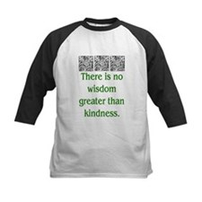 THERE IS NO KINDNESS... (GREEN) Tee