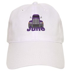 Trucker June Baseball Cap