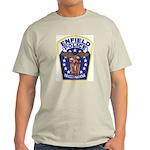 Enfield Police Ash Grey T-Shirt