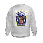 Enfield Police Kids Sweatshirt