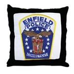 Enfield Police Throw Pillow