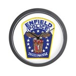 Enfield Police Wall Clock