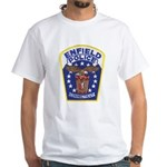 Enfield Police White T-Shirt