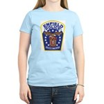 Enfield Police Women's Pink T-Shirt