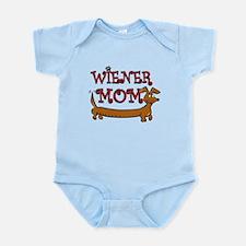 Wiener Mom/Oktoberfest Infant Bodysuit