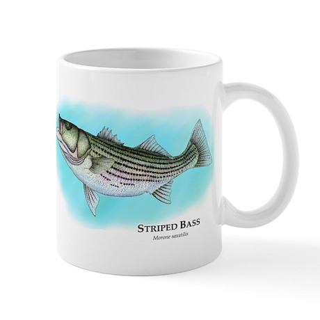Striped Bass Mug