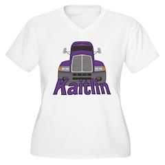 Trucker Kaitlin T-Shirt