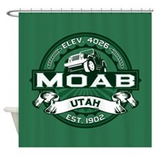 Moab Forest Shower Curtain