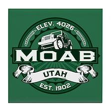Moab Forest Tile Coaster