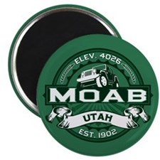 Moab Forest Magnet