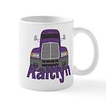 Trucker Kaitlyn Mug