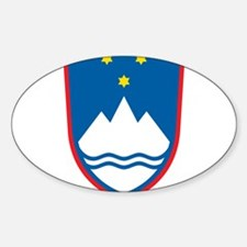 Slovenia Coat Of Arms Decal