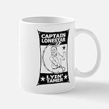 Captain Lonestar Lyin Tamer Mug