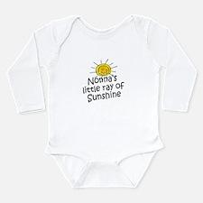 Nonna Long Sleeve Infant Bodysuit