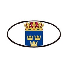 Sweden Lesser Coat Of Arms Patches