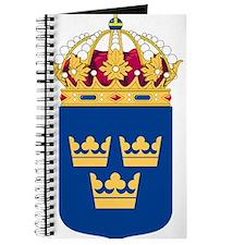 Sweden Lesser Coat Of Arms Journal