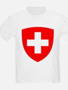 Switzerland Coat Of Arms T-Shirt
