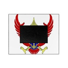 Thailand Coat Of Arms Picture Frame