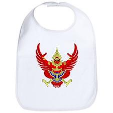 Thailand Coat Of Arms Bib