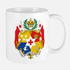 Tonga Coat Of Arms Mug