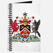 Trinidad and Tobago Coat Of Arms Journal