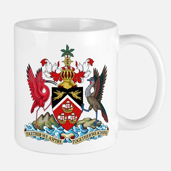 Trinidad and Tobago Coat Of Arms Mug