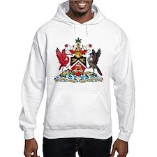Trinidad and Tobago Coat Of Arms Hoodie