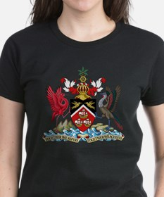 Trinidad and Tobago Coat Of Arms Tee
