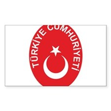 Turkey Coat Of Arms Decal