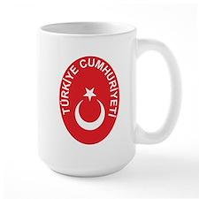 Turkey Coat Of Arms Mug