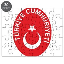 Turkey Coat Of Arms Puzzle