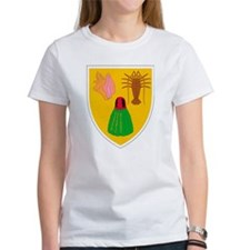 Turks and Caicos Coat Of Arms Tee